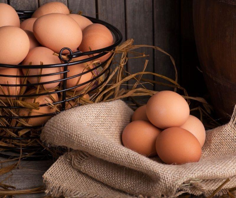 """Яйца """"Румена"""" от подово отглеждани животни/10 бр. 1"""