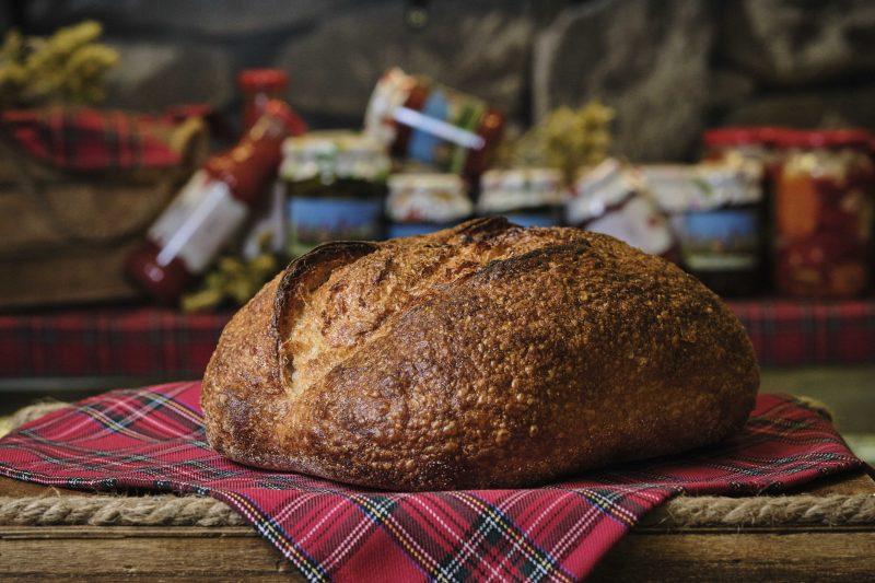 Слънчев бял хляб с лимец и квас 500 гр. 1