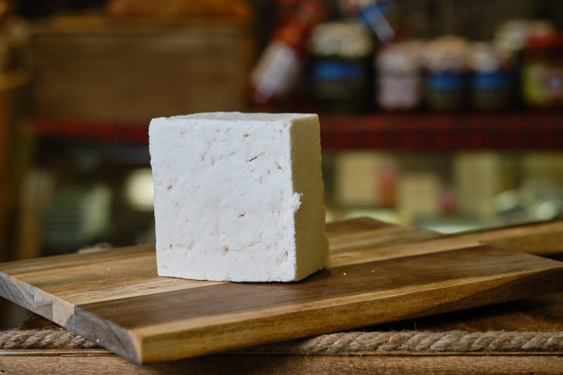 "Бяло краве саламурено сирене ""Румена"" 1"