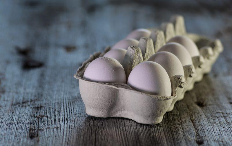Яйца от подово отглеждани кокошки/10 бр. 1