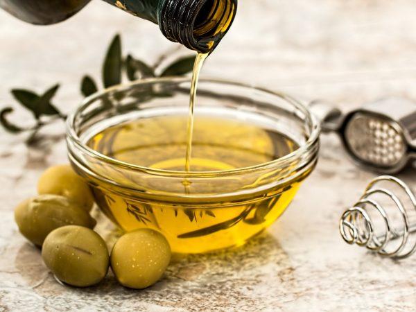 Зехтин, масла и оцет