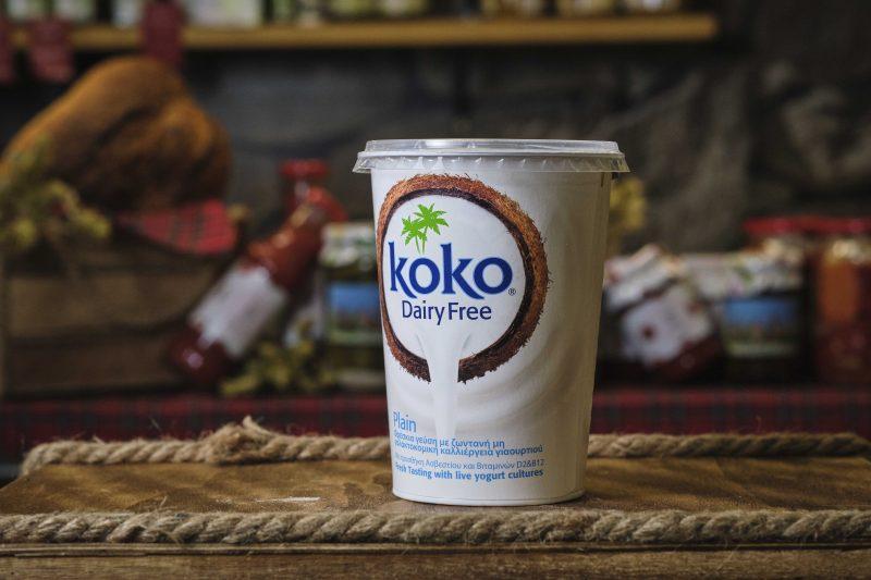 Натурален кокосов йогурт КОКО 500 гр. 1