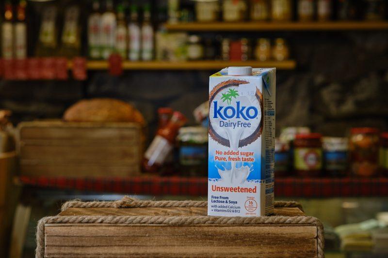 Кокосова напитка - без захар КОКО 1 л. 1