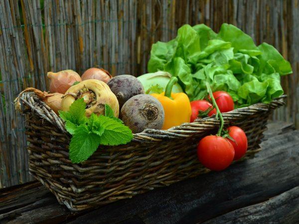 Сезонни зеленчуци