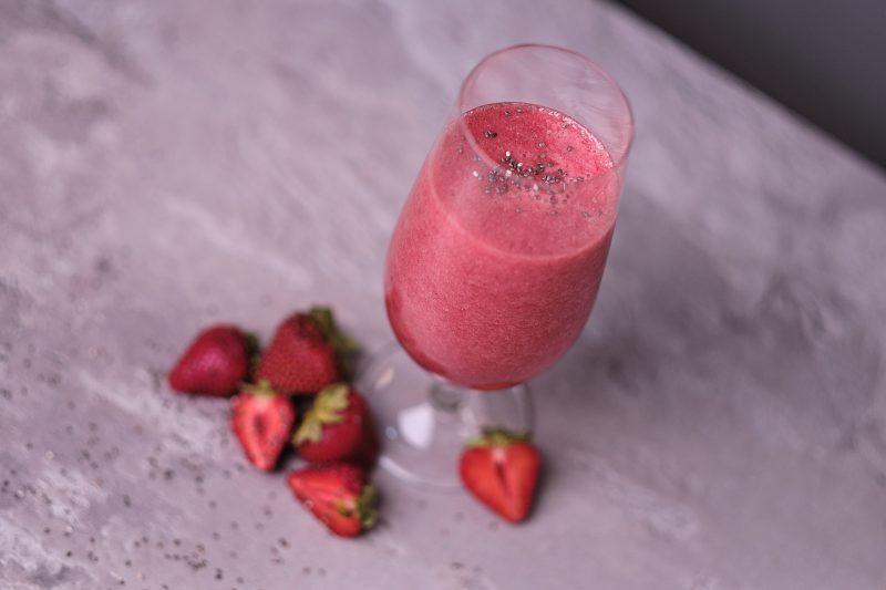 Смути - лятна ягодова наслада 300 мл. 1