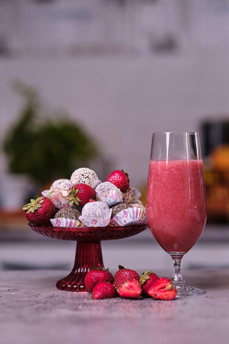 Смути - лятна ягодова наслада 300 мл. 2
