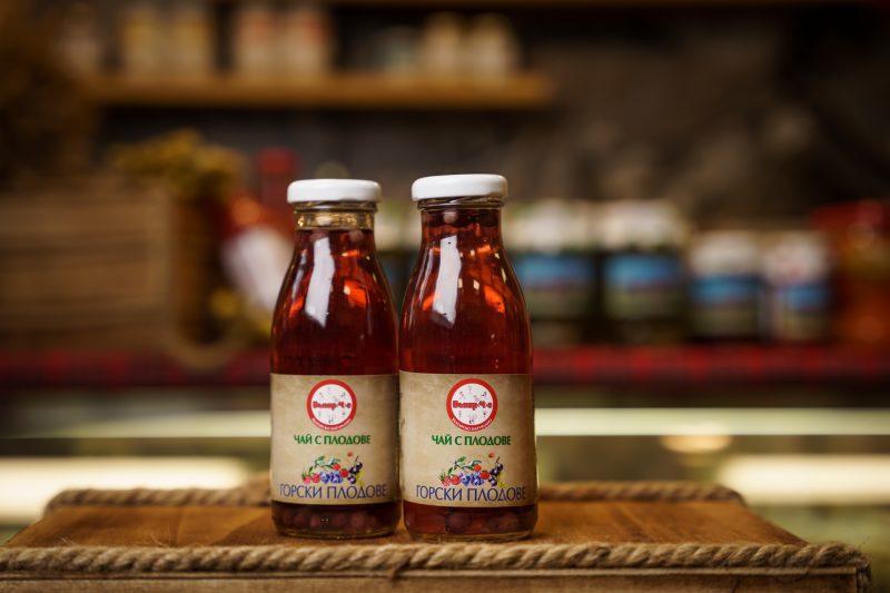 Бънар(Ч)е чай горски плодове 250 мл 1
