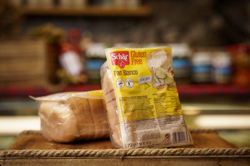 "Безглутенов бял хляб ""Pan Blanco"" 250гр. 1"