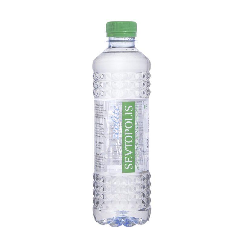 Вода севтополис зеолитна 500мл. 1